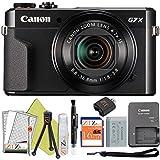 Canon PowerShot G7 X Mark II 20.1MP 4.2x Optical Zoom Digital Camera and Built-in WiFi/NFC (Starter Bundle)