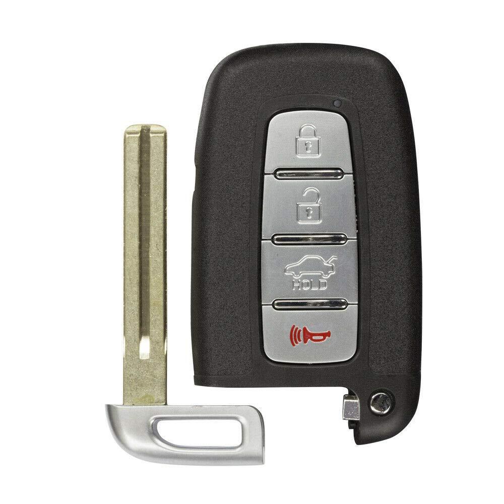 FikeyPro Keyless Entry Remote Key Fob for Hyundai Sonata Genesis Kia Sportage SY5HMFNA04