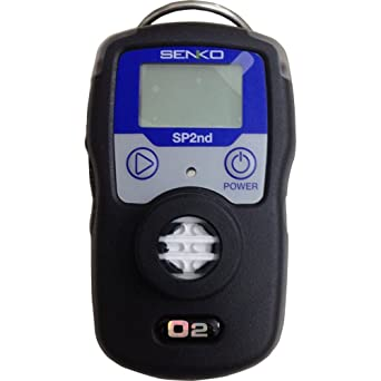 Amazon.com: SENKO SP2nd 0 to 30% vol O2 Portable Gas Detector: Industrial & Scientific