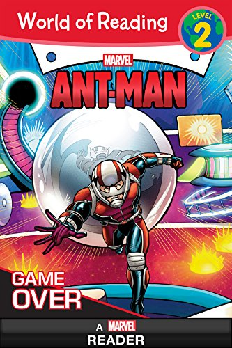 World of Reading Ant-Man: Game Over: Level 2 (World of Reading (eBook))