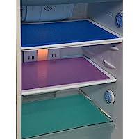 Unique Productions™ Refrigerator Drawer Mat/Fridge Mat/Multipurpose Mat Set of 6 Pcs (12 X 17 Inches)