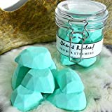 Relaxing Stress Relief Eucalyptus and Peppermint Shower Steamer Melts