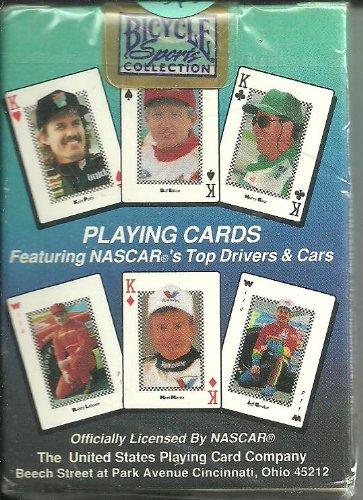 VINTAGE Nascar Playing Cards Elliott, Petty, Gordon, Martin, Labonte, Grant