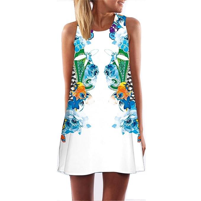 Molif New Owls Animal Printed Top Design 3D Print Sleeveless Dress Digital Print Women Dress Robe