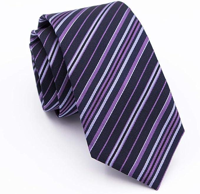 Corbata Para Hombres, Negocios Formales, Novio, Corbata Ancha ...