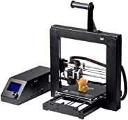Monoprice Maker Select 3D Printer v2 With Large Heated (200 x 200 x180 mm) Build Plate + Free Sample PLA Filament And MicroS