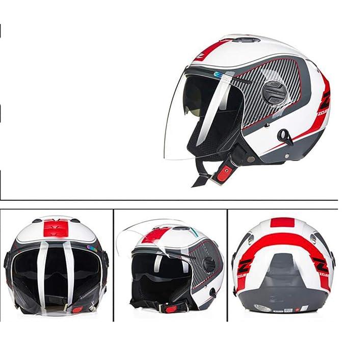 133d2d419a12a Casco De Motocicleta Para Adultos