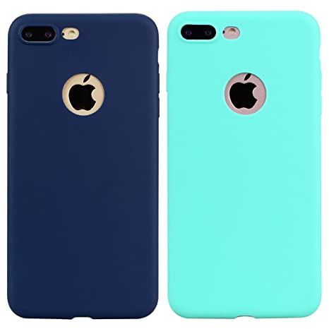 [2 Pieces] Funda iPhone 7 Plus (5.5