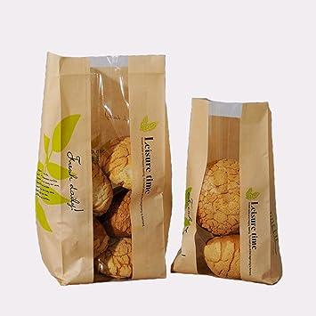 Amazon.com: Tostadas de papel bolsa de pan: Health ...