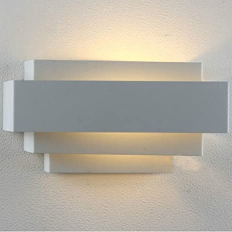 Lightess LED Wall Sconce Lighting Up And Down Wall Lamp Mini Night Light  For Bedroom Hallway