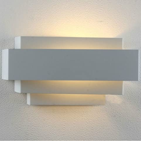 Lightess led wall sconce lighting up and down wall lamp mini night lightess led wall sconce lighting up and down wall lamp mini night light for bedroom hallway mozeypictures Gallery