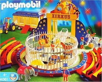 PLAYMOBIL® 4061 - Zirkus mit großer Raubtierdressur