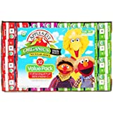 Apple & Eve Sesame Street Organics Juice Box Variety Pack, 4.23 Ounce,32 Count