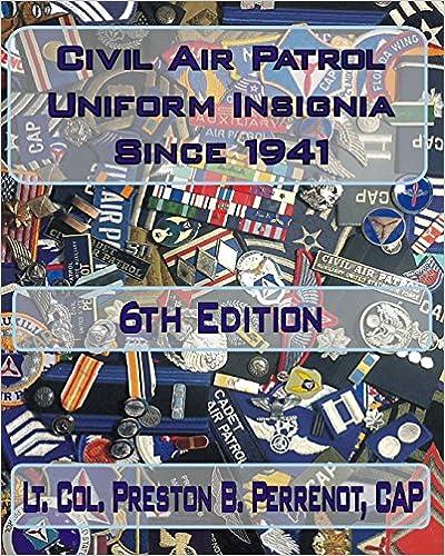 Civil Air Patrol Uniforms and Insignia Since 1941