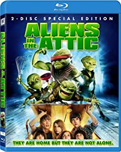 Aliens in the Attic (Two-Disc Special Edition) [Blu-ray]