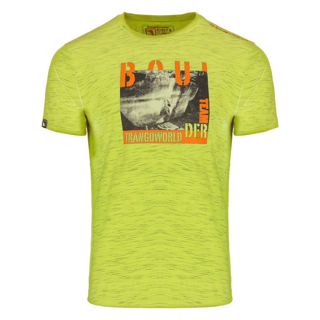 Trangoworld Derver Dn Camiseta Hombre