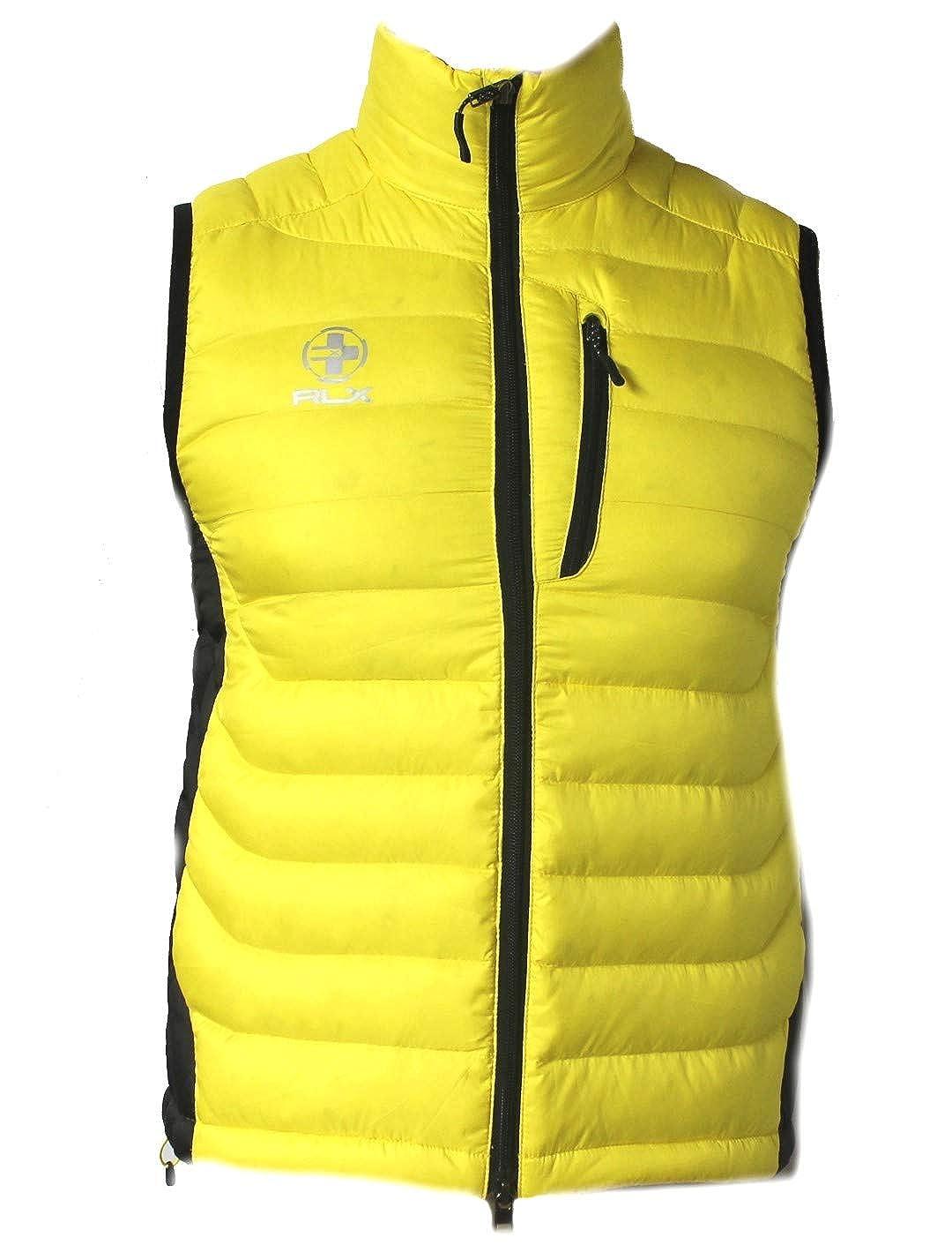 Polo_Ralph Lauren - Chaleco - para Mujer Amarillo Amarillo S ...