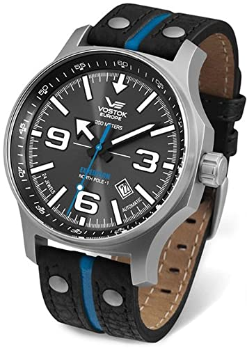 Expedition North Pole relojes hombre NH35A/5955195: Vostok Europe: Amazon.es: Relojes