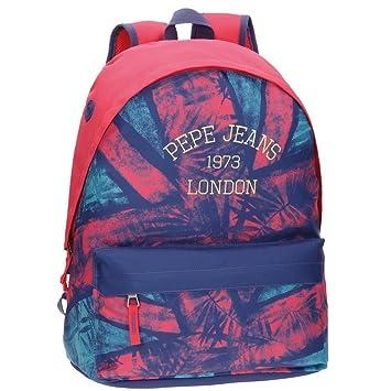 Pepe Jeans 65323A1 Anette Mochila Escolar, 42 cm, 22.79 litros: Amazon.es: Equipaje