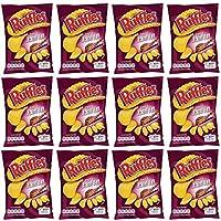 Ruffles Ham pack of 12 bags - 170 gr
