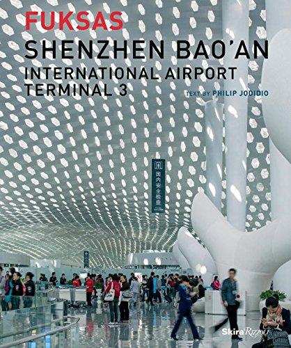 International Airport Terminal (Shenzhen Bao'an International Airport Terminal 3)