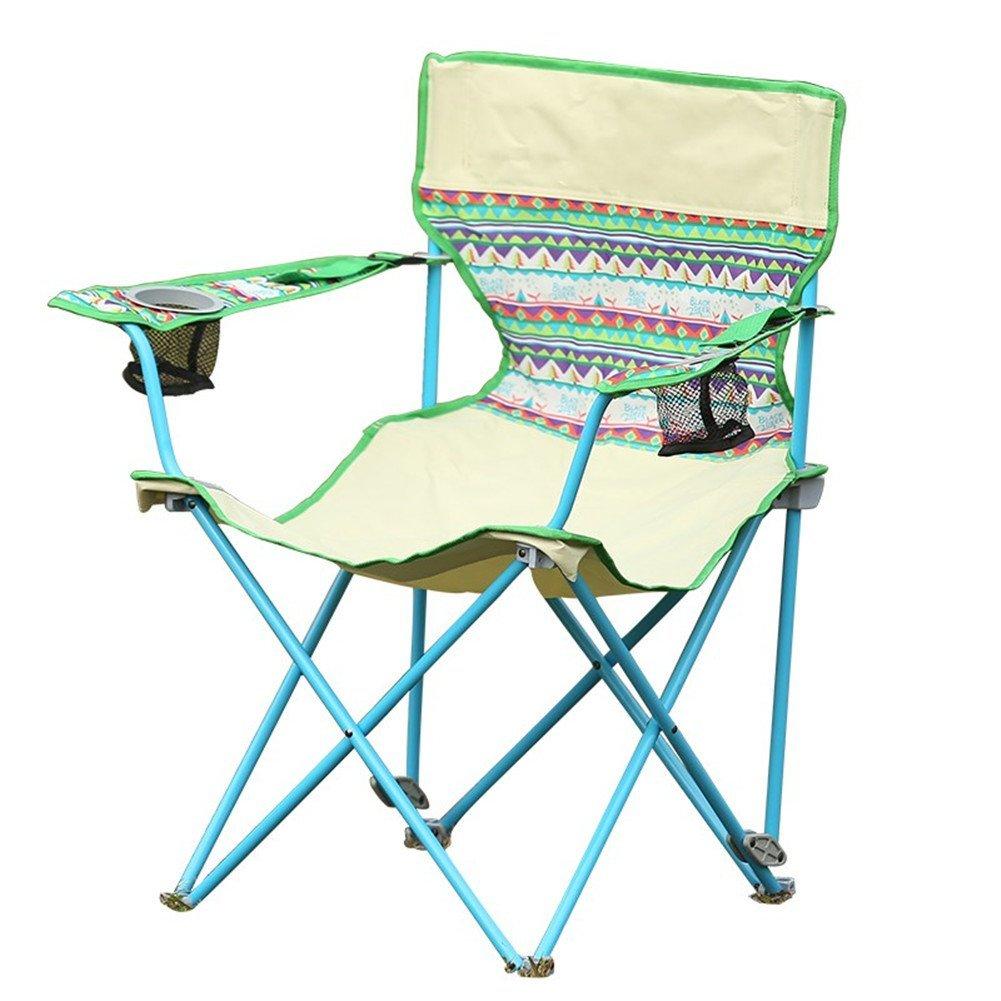 LELI Portable Outdoor Falten Stühle,Camping-stühle,Verstellbare Rückenlehne Kompakt Für Camping Wandern Beach Angeln Garten-C 85x78x82cm(33x31x32inch)