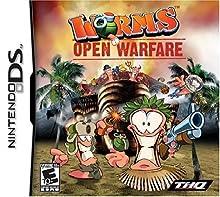 Worms: Open Warfare - Nintendo DS