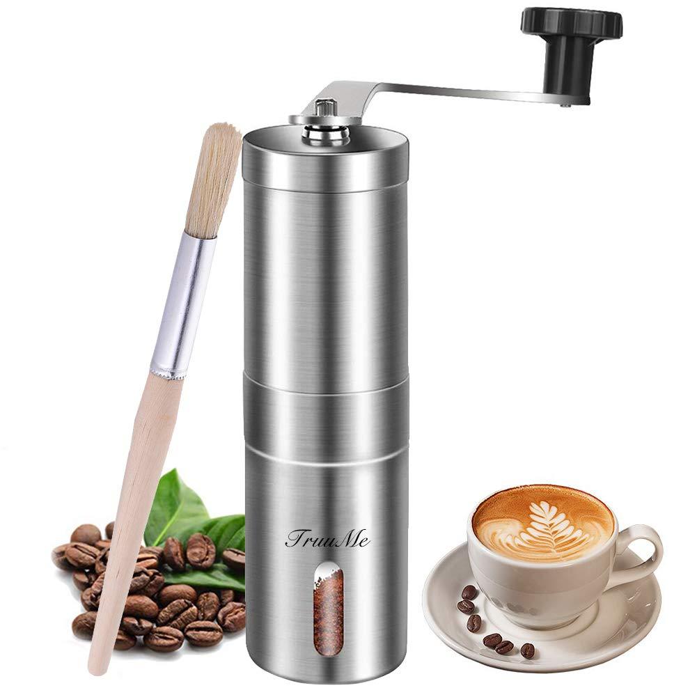 TruuMe ZS-1W2 Molinillo de café manual