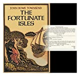 The Fortunate Isles, John Rowe Townsend, 0397323654