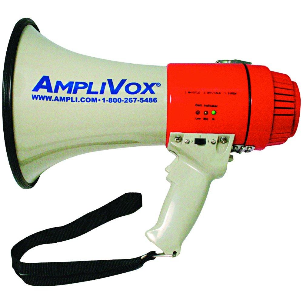 Amplivox S601 15 WATT PIEZO MEGAPHONE