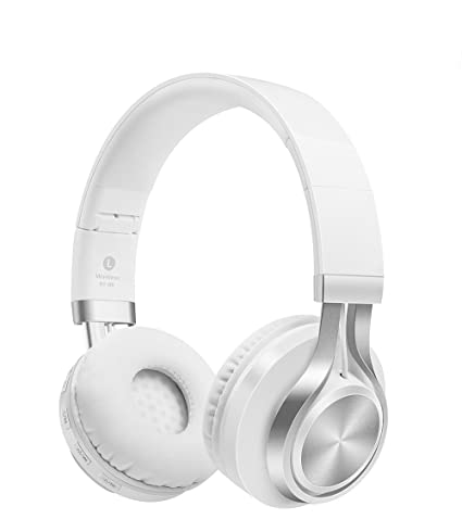 6e1e9088e75 Sound One BT-06 Bluetooth Headphones (White): Buy Sound One BT-06 Bluetooth  Headphones (White) Online at Low Price in India - Amazon.in