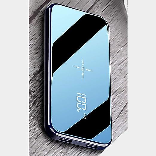 RAPLANC Cargador portátil inalámbrico Power Bank 8000mAh con ...