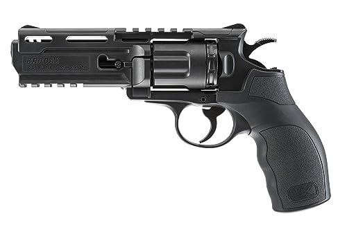 Umarex Brodax .177 Caliber BB Gun Air Pistol Revolver