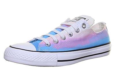 All Star Hi Graphics, Unisex-Erwachsene Sneakers, Mehrfarbig - Oasis - Größe: EU 38 Converse