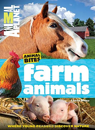 Farm Animals (Animal Planet Animal Bites)