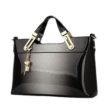 aaa31a54c080 Amazon.com: Beautyfronta Organizer Women Leather Handbags Luxury Handbags  Women Bags Designer Handbags: Sports & Outdoors