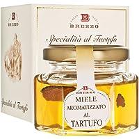 Miel de Acacia con Trufa Negra   Producto Artesanal Italiano   100gr