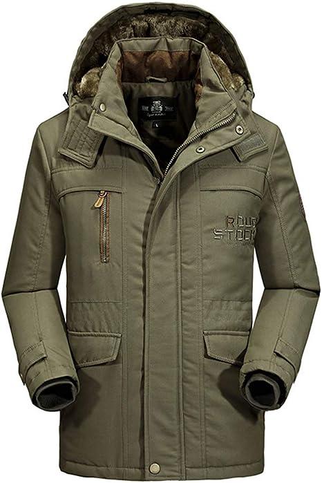 Softshell Jacket Hombre Outdoor Vellón Chaqueta Invierno ...