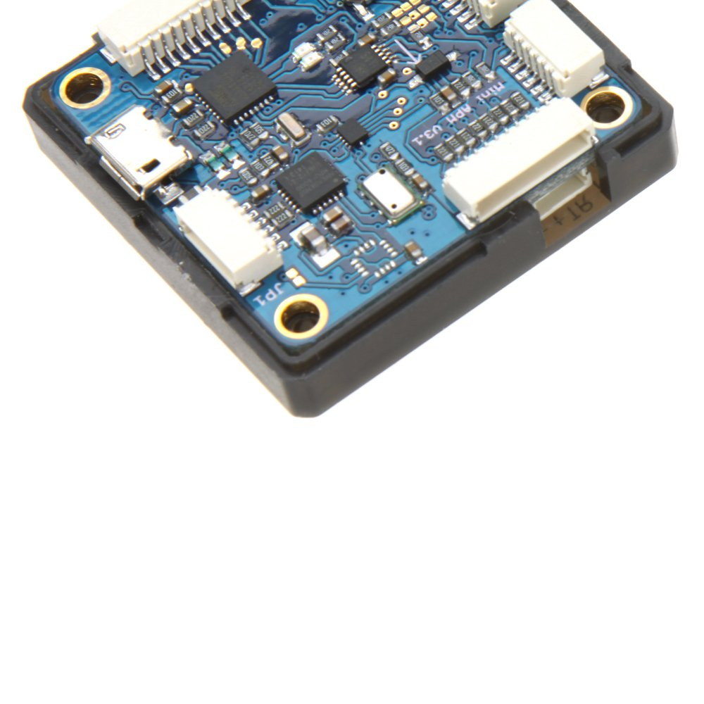 Mini APM V3.1 Upgrade Mega 2.6 Flight Controller w//Protector Shell for RC FPV
