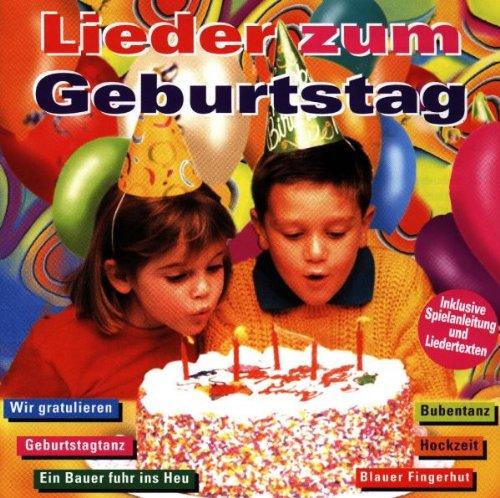 Lieder Zum Geburtstag Amazon Com Music