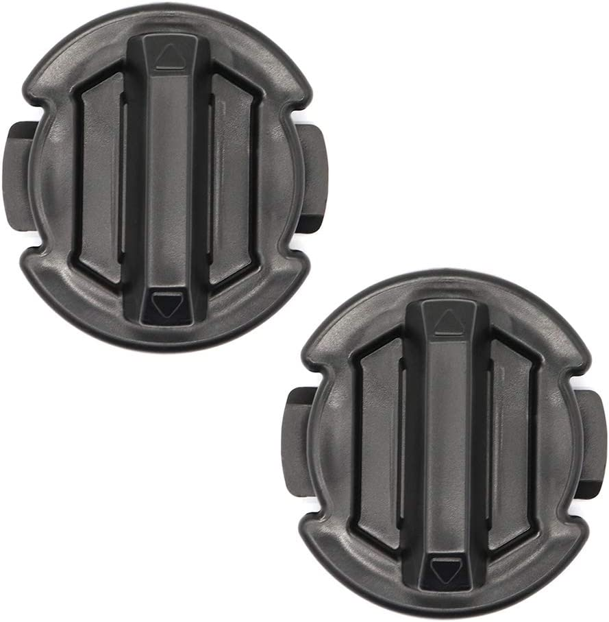 4 Pack FLOOR DRAIN PLUGS 14-17 POLARIS RZR XP 1000 /& XP-4 /& 900 //S