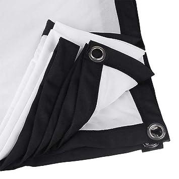 ANUO Proof - Pantalla de proyector para interiores y exteriores ...