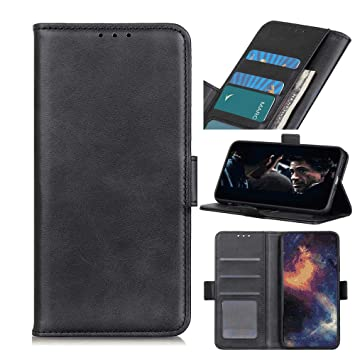 Flip Case for Samsung Galaxy Note 10 Compatible with Samsung Galaxy Note 10 Gray PU Leather Wallet Cover