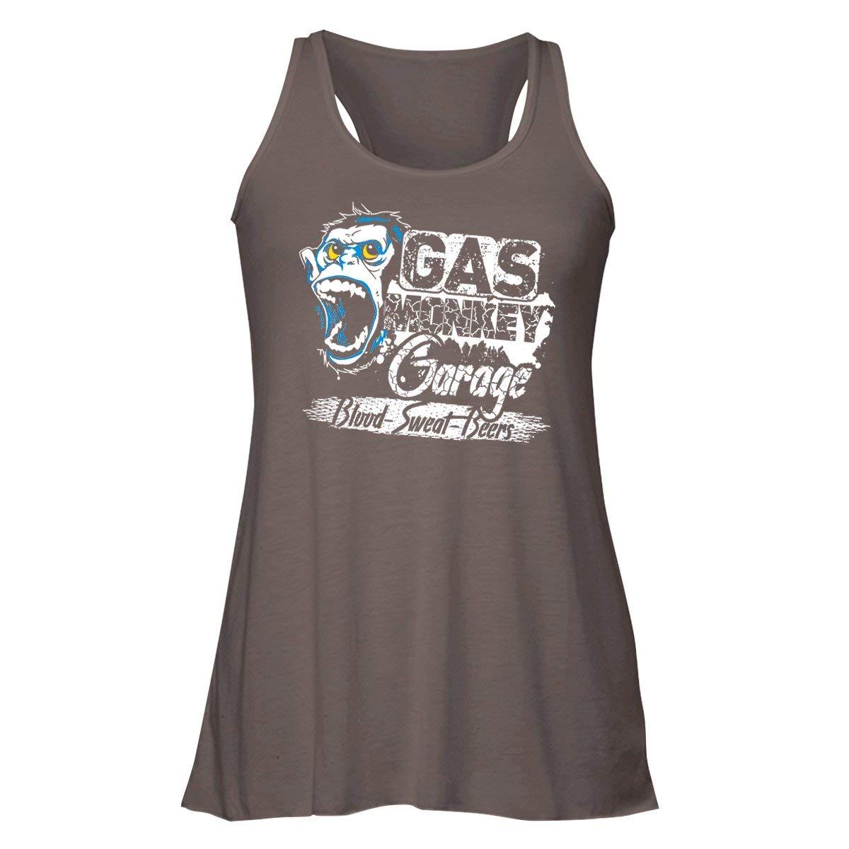 Gas Monkey Garage Racerback S Sleeveless Shirts