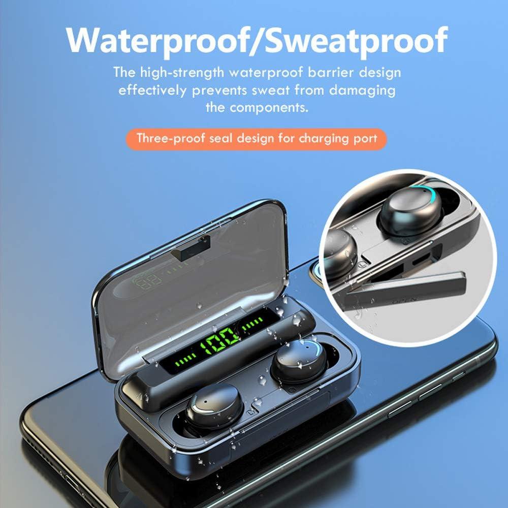Auriculares Bluetooth inalámbricos e impermeables Owsoo por sólo 9,99€ con el #código: ZVCRHZ74