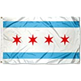 Sports Flags Pennants Company City of Chicago Flag