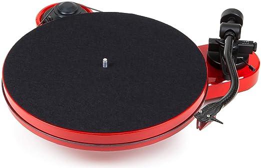 Pro-Ject - Tocadiscos RPM 1 Carbon: Amazon.es: Electrónica