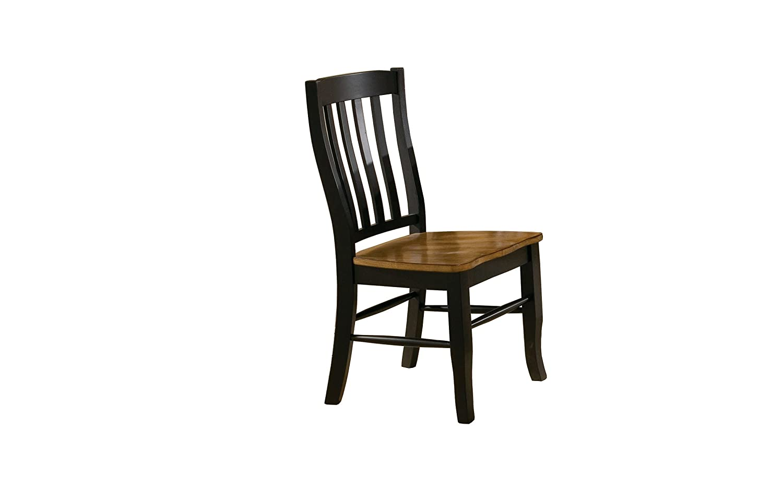 Winners Only, Inc. Quails Run Rake Back Side Chair – Set of 2