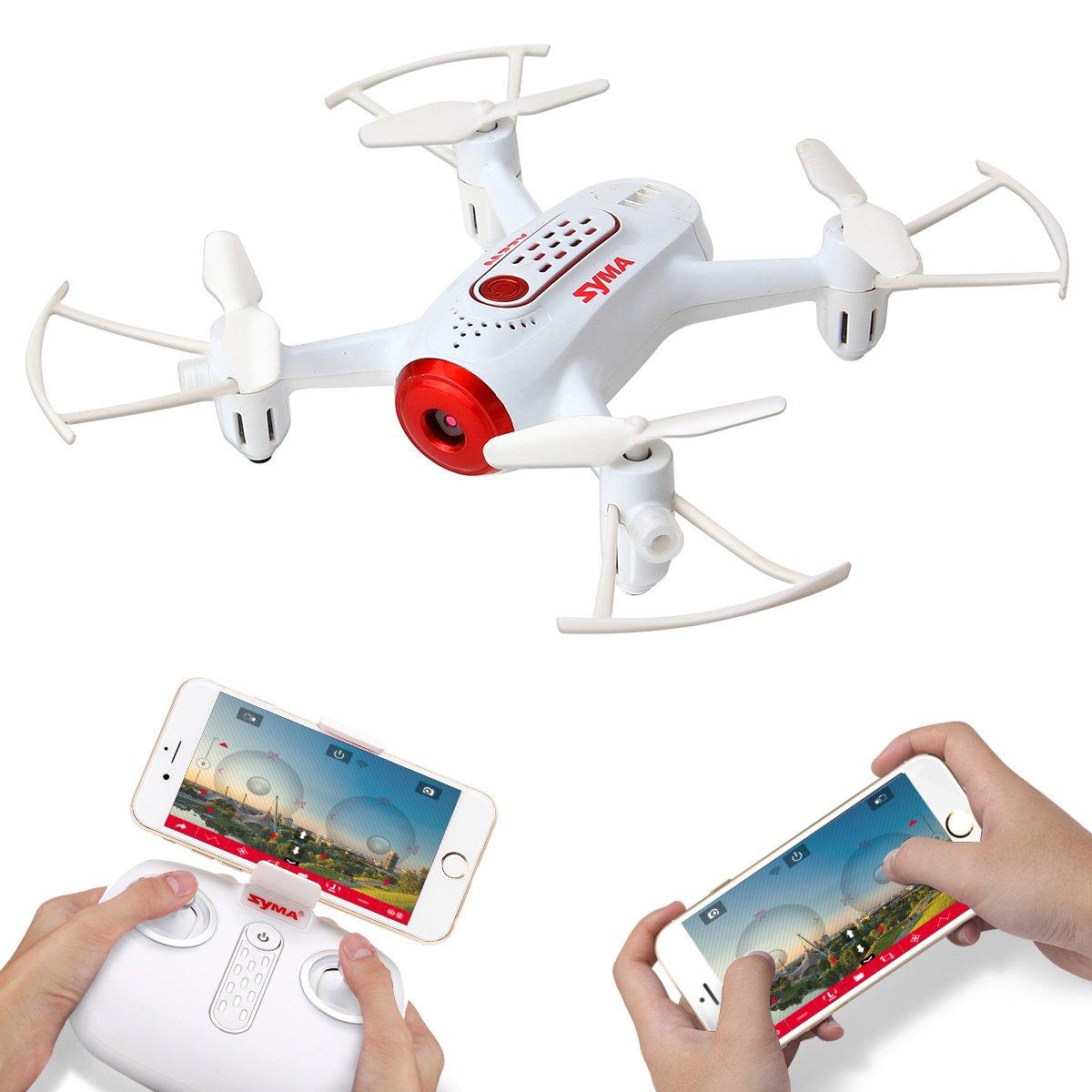 Mini micro Drone con Camara Syma XW Rc Cuadricoptero para niños con