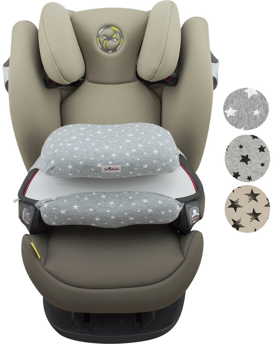 Cover Liner Janabebé for Frontal ACCESORY CYBEX Gold Solution M-FIX +CYBEX Gold Pallas M-FIX (White Star)